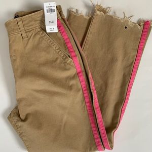 Abercrombie & Fitch NWT high rise size 27 jeans